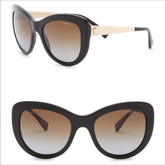 053ad6f5a39 VERSACE POP CHIC MEDUSA 54MM POLARIZED SUNGLASSES.  M 5b54ab93dcf855a5322bd661. Other Accessories ...